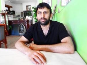 Jagadish Venigalla, owner of Vanakkam